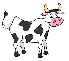 cow clip art black and white free clipart images cliparting com