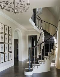 What Is A Grand Foyer I Love Dark Wood Floors And Minimalist Neutral Color Imagine What