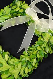 boxwood wreath wreath square 8in