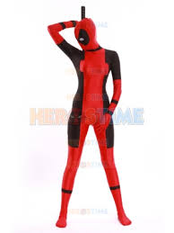 Deadpool Halloween Costume Kid Lady Deadpool Costume Girls Superhero Costume