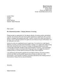nursing student cover letter cover letter draft cover letter