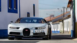 gold and white bugatti bugatti chiron 2017 review by car magazine