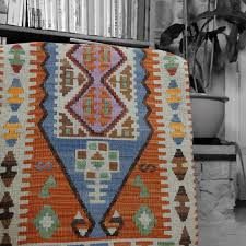 la maison du kilim coussin original sinope