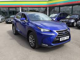 lexus assist uk used lexus nx 300h 2 5 luxury 5dr cvt 5 doors estate for sale in