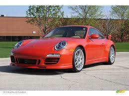 2012 porsche 911 4 gts 2012 paint to sle orange metallic porsche 911 4 gts