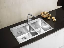 modern kitchen sinks stainless steel modern kitchen faucets amazon