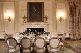 Country Dining Room Chairs Delicacies From Across The Country Served At State Dinner For