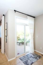 Sliding Door Curtain Ideas Sliding Door Window Treatment Ideas Islademargarita Info