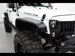 white jeep black rims 2016 jeep wrangler unlimited rubicon for sale in tempe az stock