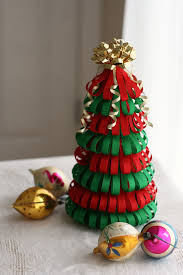 christmas tree ribbon how to make a ribbon christmas tree a creative yarn