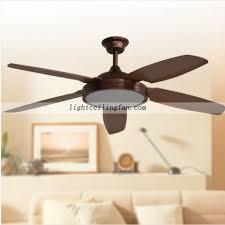 5 Light Ceiling Fan Dc Motor Fans Ceiling Fan Light