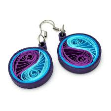 quiling earrings 1794 best quilling jewelry images on quilling