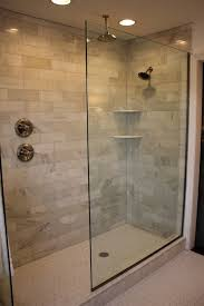bathrooms with subway tile ideas 30 ideas for using subway tile in a shower