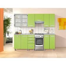 cuisine verte anis meuble cuisine vert anis maison design