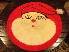 Santa Claus Rugs Christmas Area Rug Ebay