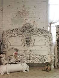Shabby French Cottage by French Bed Painted Cottage Shabby Chic Romantic Bed Queen King