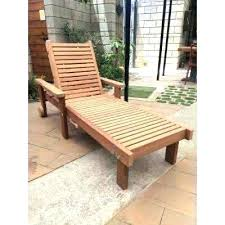 Chaise Lounge Plans Diy Chaise Lounge Outdoor Chaise Lounge Made From Deck Boards