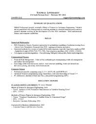resume examples 10 good accurate best effective detailed free