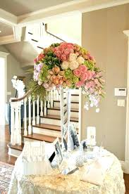 christmas table flower arrangement ideas table flower arrangements buffet table floral arrangements best
