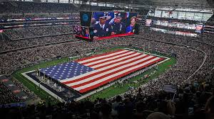 Rules For Flying The American Flag At Night Upcoming Events Attstadium