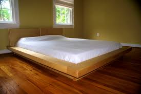 How To Make A Platform Bed Frame With Legs by Charming Making A Platform Bed Also How To Build Modern Style