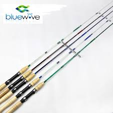 ultra light ice fishing rods 1 5m 5 colors super hard spinning fishing rod medium light ultra