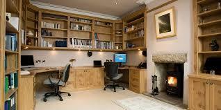 Bespoke Home Office Furniture Treske Bespoke Home Office Furniture