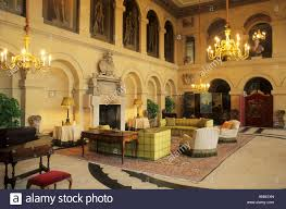 stately home interiors grimsthorpe castle lincolnshire interior uk