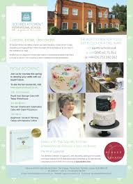 Learn To Decorate Cakes At Home Cakes U0026 Sugarcraft Magazine