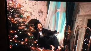 home alone marv steps on ornaments