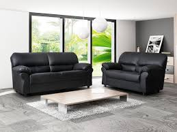 Black Fabric Chesterfield Sofa by Fabric Sofas U2013 Melior Rooms