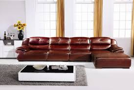 L Leather Sofa Sale Luxury Italian Top Grain Leather Smart High Back L Shaped