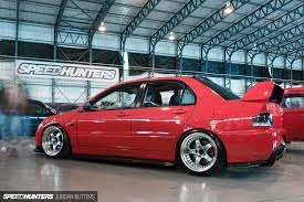 mitsubishi evo red evo archives speedhunters
