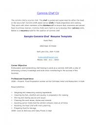 Cleaner Resume Template Wonderful Sous Chef Resume Samples Examples Executi Zuffli