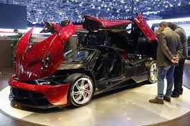 pagani hypercar 40 best cars of geneva 2015 randread