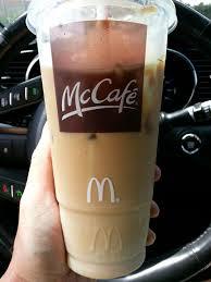 Iced Coffee Mcd mcdonald iced coffee coffee drinker