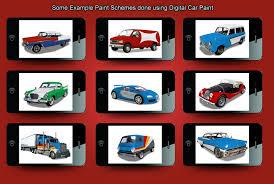kate u0027s virtual garage car painter app lets you design custom