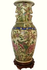 Reproduction Chinese Vases Chinese Porcelain Vases Oriental Furnishings