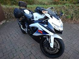 2010 suzuki gsx r 750 l0 in helston cornwall gumtree