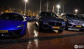 maserati night maserati levante diesel granlusso 9 december 2017 autogespot
