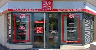 magasin article de bureau franchise plein ciel dans franchise fournitures de bureau