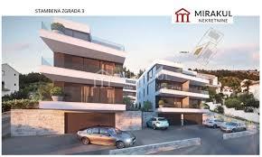 Immobilien Wohnung Murter Slanica Luxus Wohnungen In Erster Reihe Wohnung