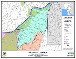 Map Of Northeast Tiny Northeast La Community Of Hermon Will Get Its Own