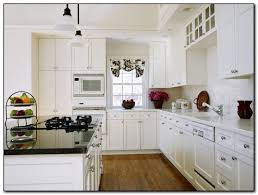 how to paint oak cabinets white painting wood kitchen cabinets white home and cabinet reviews