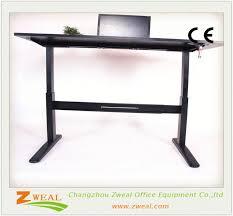 amazing office depot adjustable desk realspace magellan steelwood