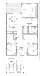 Narrow Modern House Plans 1398 Best House Plans Images On Pinterest House Floor Plans