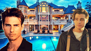 Tom Cruise Mansion by Leonardo Dicaprio Vs Tom Cruise Best Celebrity Homes Youtube