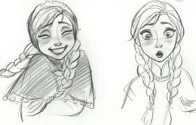 sketches for frozen anna sketch www sketchesxo com