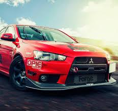 mitsubishi evo wallpaper mitsubishi lancer evolution x red supercar 4k wallpaper 4k cars