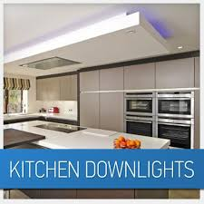 Downlights Kitchen Bulbs LED Down Lights Bathroom Downlighters - Kitchen cabinet led downlights